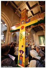 Romero Cross - Southwark Cathedral