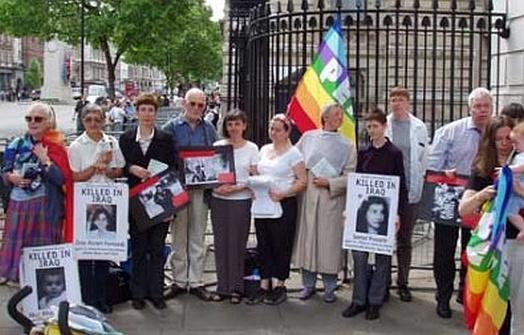 Iraq Demo - Whitehall