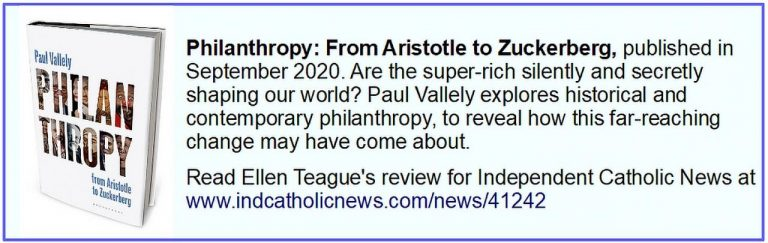 Paul Vallely Book